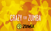 2012 ZUMBA Conference in JAPAN 会場用大判タペストリーC
