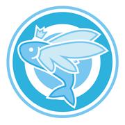 碧海 飛魚