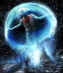 個人の方から依頼を頂いて製作しました。 ベニクラゲ(immortal jellyfish)と人間の交配種です。