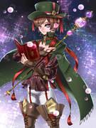 オリジナル【魔法使い 杖 ファンタジー】