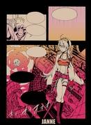 カラー漫画