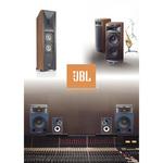 アメリカの大手音響機器メーカーJBLの店頭販促用ポスター。