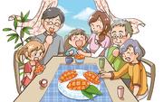 食品(マンゴー)販促イラスト 2014年作