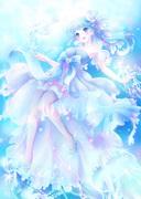 クラゲのお姫様