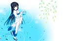 水晶雫ちゃんは Crystal Dew World の公式応援キャラクターです。 公式サイト http://suishoshizuku.com/  キャラクターデザイン、イラストを担当しております。