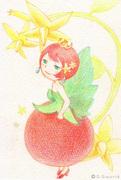 プチトマトの妖精さん