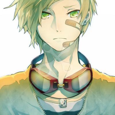 人物 キャラクター サンプル1 ゲームのイラストアニメのイラスト