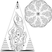 ビニール傘 絵柄01