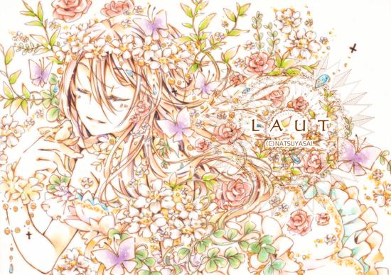 花の妖精 萌えのイラスト20代女のイラストかわいいのイラスト