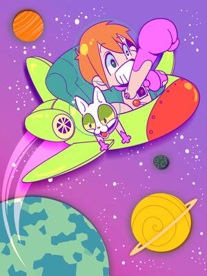 子供向けイラスト 宇宙のイラスト Skillots