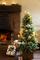 クリスマスツリーのフラワーアレンジメント