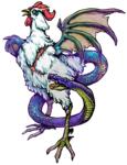 ゲームを想定した敵キャラクターのデザイン