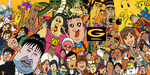 毎週水曜日よる10:54からTBSテレビ(関東ローカル) 2分で得するザックリ教養番組ザックリTV キャラクターデザインとアニメの原画をさせていただいておりました