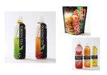 台湾で販売される製品の日本風パッケージデザイン。 パットボトルやアルミ蒸着フィルムやブリスターなど各種を経験。