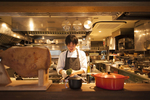 料理店のWebイメージ