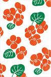 ベゴニアの花をイラストにしました。 テキスタイルやパッケージデザインをイメージして制作しました。 illustrator CS6で制作しました。