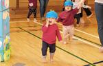 撮影中もこの笑顔にいつも癒されています。 幼稚園の撮影は好きな撮影の一つです。