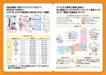 ジャパンフィットネス媒体カタログ裏面です。