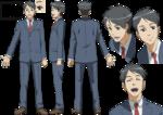 篠田連(個人アニメスタジオ鳩とピザまん)