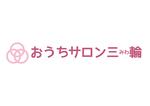 三つの輪のお名前と女性らしい薔薇のロゴマーク