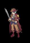 オリジナルのキャラクターデザイン