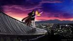 美しいヴァンパイアの少女が、京都に舞い降ります。