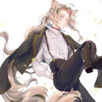 童話「長靴を履いた猫」をモチーフにキャラクターデザインしました。