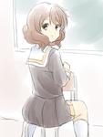 黄前久美子のラフ画に着色しました。