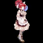 アプリゲームにてご依頼いただきましたキャラクター作成になります。