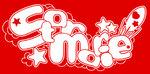 アイドルグループのグッズにプリントする為のロゴ