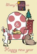 年賀&クリスマスカード