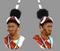 東南アジア部族の男性