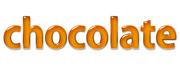 ロゴタイプ -chocolate-