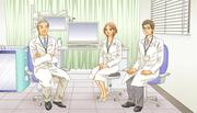 (医療系)イラスト(FLASHアニメの1シーン)