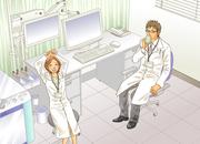 (医療系)イラスト(FLASHアニメの1シーン)02