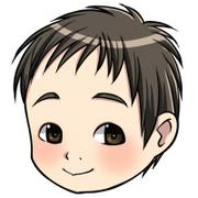 似顔絵(子供)