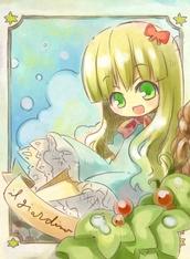 ちびキャラクター -カード風-
