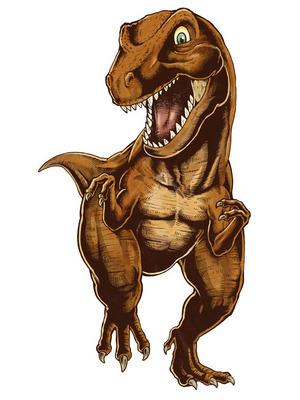 恐竜イラスト 基本 Skillots