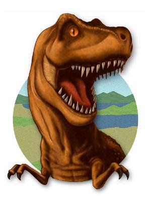 リアル恐竜イラスト 基本 Skillots