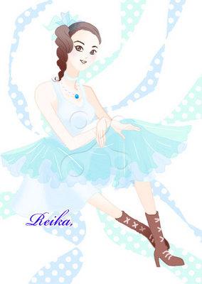ドレスの少女01