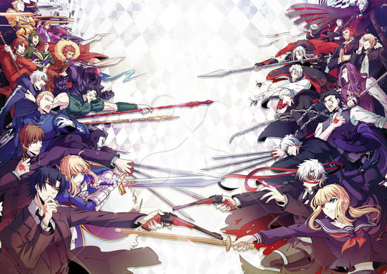Fate Zero イラスト Skillots