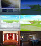 PCゲームの背景イラスト(差分あり) サイズ:800x600