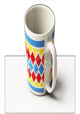 トリックアート マグカップ
