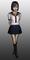 3DCGセミリアルモデル・女性