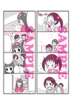 「尾木ママの女の子相談室」(ポプラ社刊)掲載の漫画。 (全5刊全ての漫画とイラストを担当)