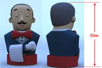 Jenkinsプロジェクトのマスコット3Dモデル依頼
