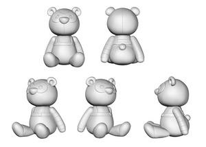 3Dイラスト/3Dアニメーションの納品作品