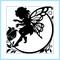 商品シリーズロゴに使用する妖精のイラスト1点