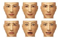 アドベンチャーゲームの表情エフェクト作成