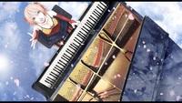 ミュージックプレイヤーのアートワーク、動画配信用静止画のイラスト作成